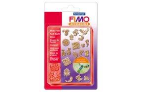 FIMO PUSH MOULDS ORNAMENTS